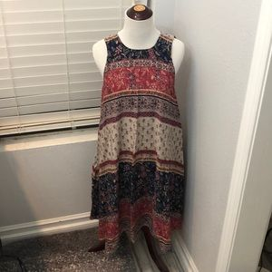 Beachlunchlounge Boho Tank Dress